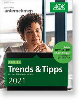 Cover Trends & Tipps 2021