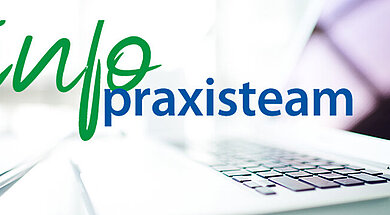 Newsletter info praxisteam (Symbolbild)