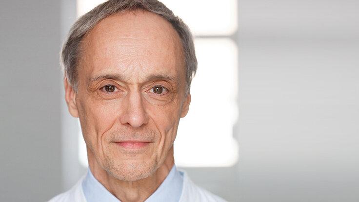 Porträt von Prof. Dr. med. Dr. rer. nat. Detlef Schuppan