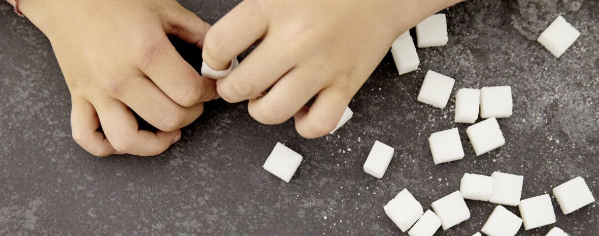 Zu viel Zucker ist schädlich für den Körper.