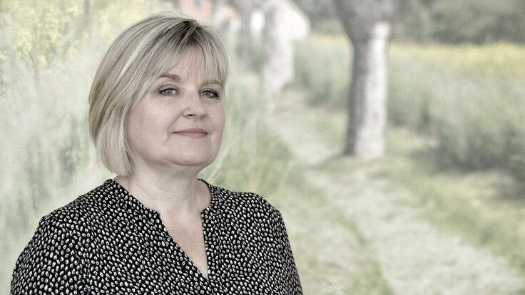Porträt von Beate Hornemann, Psychoonkologin und Psychologische Psychotherapeutin am Universitätsklinikum Dresden