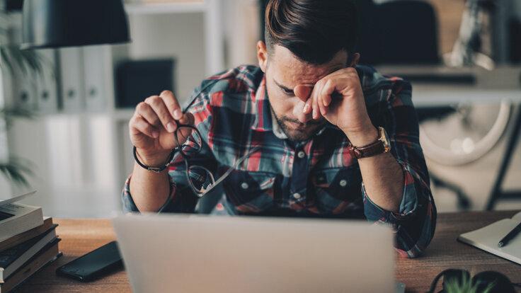 Präkrastination sorgt oft für Stress