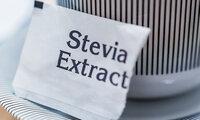 Stevia wurde zum Süßen des Getränks benutzt.