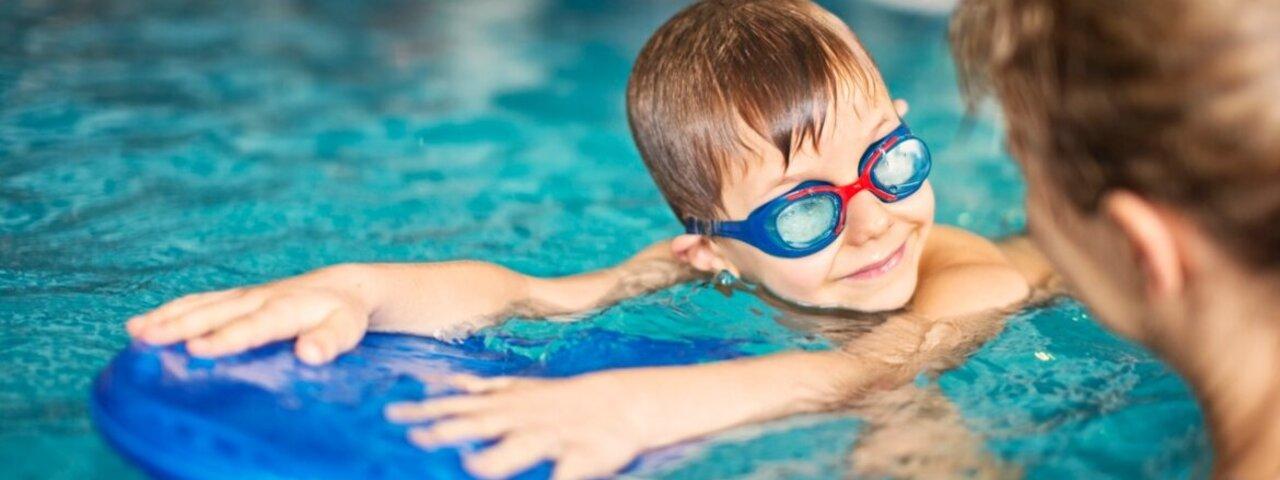 Schwimmen lernen für Anfänger