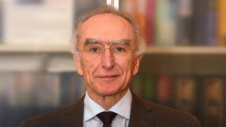 Prof. Dr. Norbert H. Brockmeyer, Leiter des WIR (Walk In Ruhr) in Bochum
