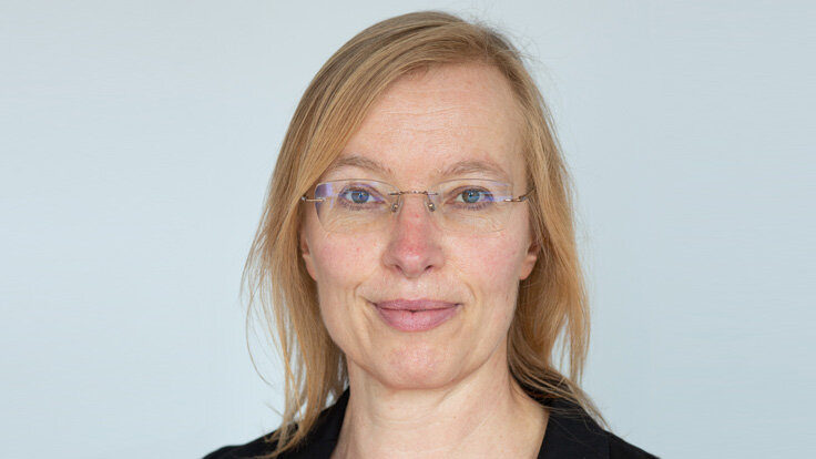 Porträt von Prof. Dr. Anja Hilbert