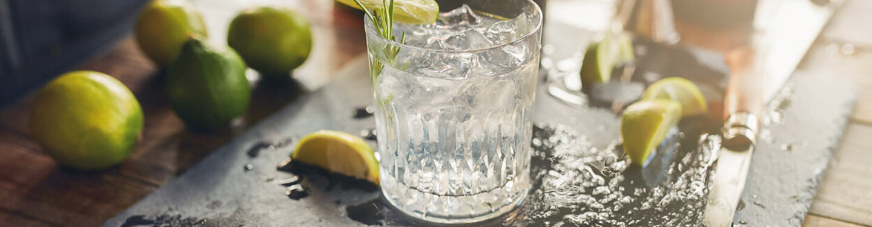 Alkoholfreier Cocktail, inspiriert von einem wahren Klassiker.