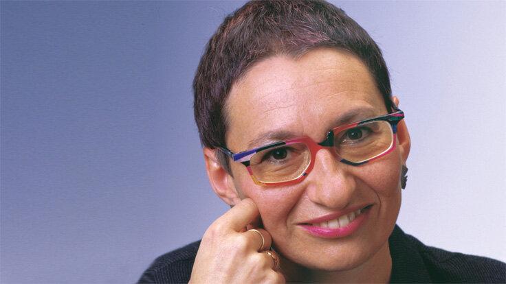 Portrait von Diplom-Psychologin Dr. Doris Wolf