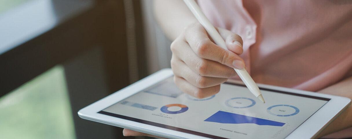 Digitalisierung im Gesundheitswesen bedeutet auch, dass alle Daten elektronisch gesammelt werden.