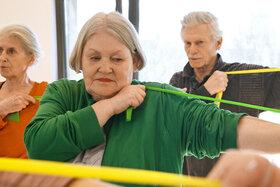 Muskelaufbau und Gewichtsabnahme können gegen Gelenkverschleiss helfen.