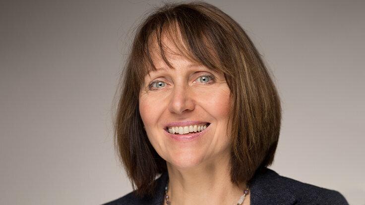 """Dr. Birgit Hiller, Leiterin der Abteilung """"Strategische Initiativen"""" des Krebsinformationsdienst des Deutschen Krebsforschungszentrums (DKFZ) in Heidelberg"""