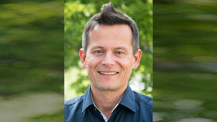 Dr. Rüdiger Zwerenz, Leiter des Forschungsschwerpunktes E-Mental Health der Klinik und Poliklinik für Psychosomatische Medizin der Universitätsmedizin Mainz