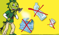 Jolinchen gegen Plastik