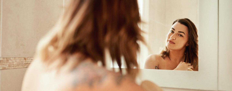 Frauen leiden oft unter stressbedingtem Haarausfall