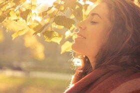 Wer im Herbst seine Aufmerksam auf den Geruchssinn konzentriert, nimmt ganz neue Eindrücke wahr.