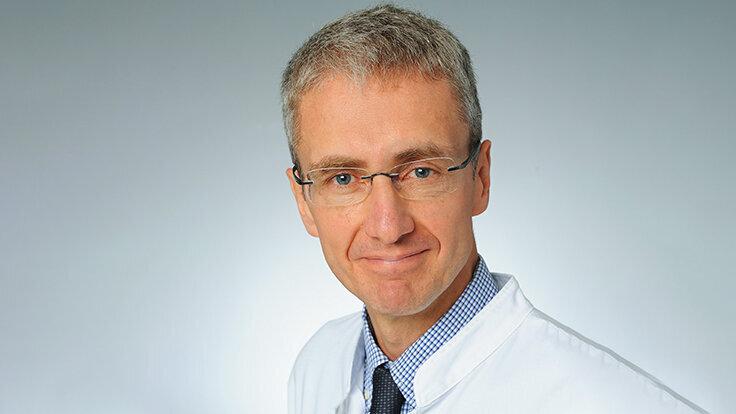Prof. Dr. med. Jürgen Wolf, Onkologe, Universitäts Klinikum Köln
