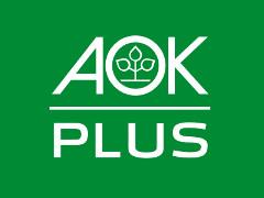 AOK PLUS-Shop - zur Startseite wechseln